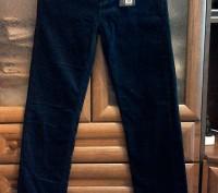 новые вельветовые штаны на флизе с этикеткой a-yugi производство турции ,тёмно-с. Чернигов, Черниговская область. фото 2