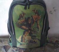 Ранец школьный. Запорожье. фото 1