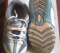 Продаются детские кроссовки в хорошем состоянии.  Длина стельки -17 см Ширина . Запорожье, Запорожская область. фото 3