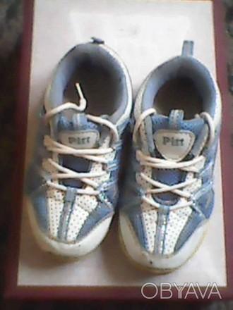 Продаются детские кроссовки в хорошем состоянии.  Длина стельки -17 см Ширина . Запорожье, Запорожская область. фото 1