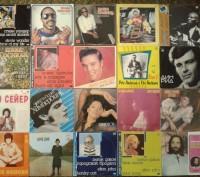 пластинки с западной музыкой. Сумы. фото 1