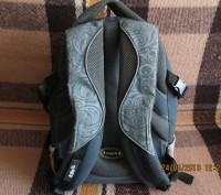 Рюкзак подростковый для школы или занятия спортом фирмы KITE б\у в отличном сост. Запорожье, Запорожская область. фото 3