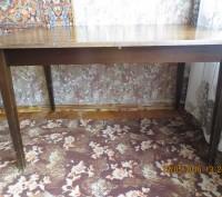 Стол обеденный. Запорожье. фото 1