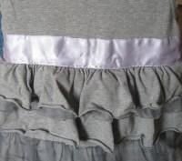 Нарядный качественный теплый сарафан для девочки 5-7 лет в идеальном состоянии . Житомир, Житомирская область. фото 5
