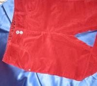 английские штаны (Next) для девочки  в идеальном состоянии. На поясе есть резинк. Житомир, Житомирская область. фото 3