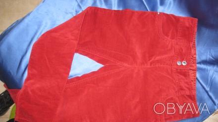 английские штаны (Next) для девочки  в идеальном состоянии. На поясе есть резинк. Житомир, Житомирская область. фото 1