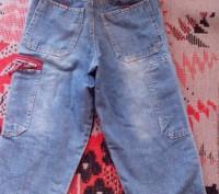 Продам плотненькие свободные джинсы для мальчика 4-5 лет с удобной резинкой. Дли. Запоріжжя, Запорізька область. фото 3