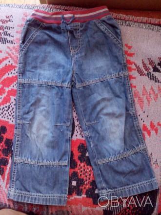 Продам джинсы Cherokee детские на резинке, очень удобные, свободные, мягкая крас. Запорожье, Запорожская область. фото 1