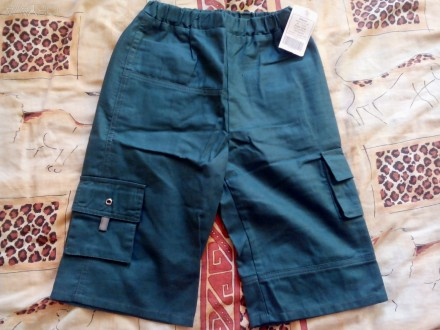 Продам новые шорты для мальчика 5-7 лет от украинского производителя Priori . Та. Запоріжжя, Запорізька область. фото 1