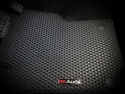 Автомобильные коврики EVA для audi a3 хетчбек '12-н.в.  Коврик багажника Aud. Киев, Киевская область. фото 7