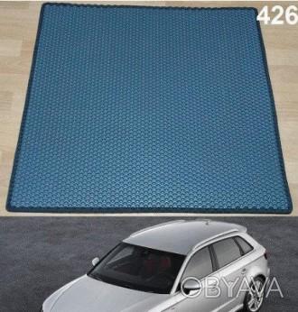Автомобильные коврики EVA для audi a3 хетчбек '12-н.в.  Коврик багажника Aud. Киев, Киевская область. фото 1
