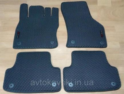 Автомобильные коврики EVA для AUDI A3 Sportback-.. e-tron Коврики на Audi A3 Spo. Киев, Киевская область. фото 8