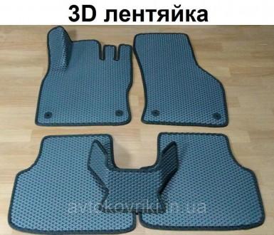 Автомобильные коврики EVA для AUDI A3 Sportback-.. e-tron Коврики на Audi A3 Spo. Киев, Киевская область. фото 7