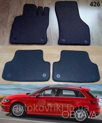 Автомобильные коврики EVA для AUDI A3 Sportback-.. e-tron Коврики на Audi A3 Spo. Киев, Киевская область. фото 1
