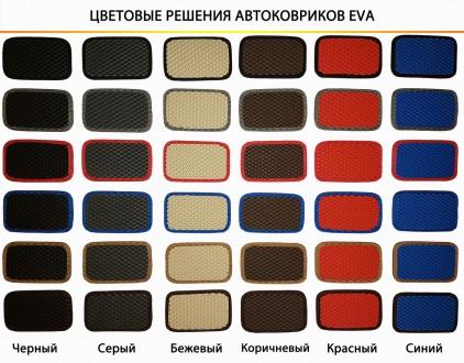 Автомобильные коврики EVA для audi 80 (B3, B4) '86-96 Коврики на Audi 80 &#3. Киев, Киевская область. фото 5