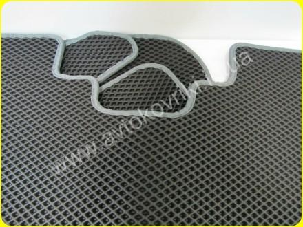 Автомобильные коврики EVA для Audi A4 (B8) '08-15.  Коврики на Audi A4 '. Киев, Киевская область. фото 5