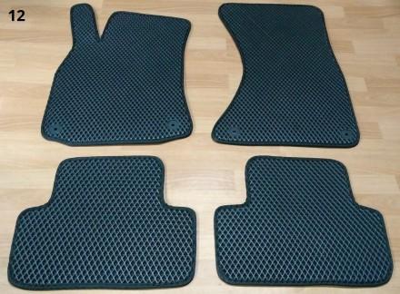 Автомобильные коврики EVA для Audi A4 (B8) '08-15.  Коврики на Audi A4 '. Киев, Киевская область. фото 8