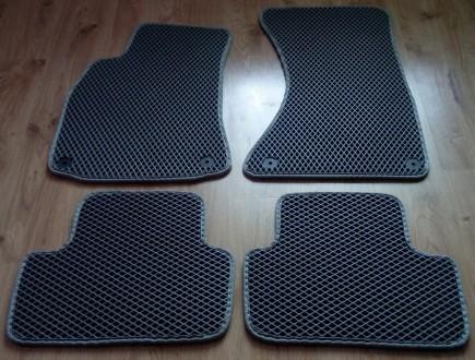 Автомобильные коврики EVA для Audi A4 (B8) '08-15.  Коврики на Audi A4 '. Киев, Киевская область. фото 6