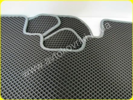 Автомобильные коврики EVA для Audi A6 (C6) '05-10. Коврики на Audi A6 (C6) &. Киев, Киевская область. фото 5