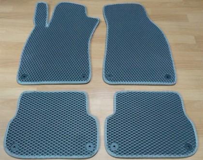 Автомобильные коврики EVA для Audi A6 (C6) '05-10. Коврики на Audi A6 (C6) &. Киев, Киевская область. фото 9