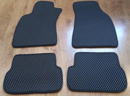 Автомобильные коврики EVA для Audi A6 (C6) '05-10. Коврики на Audi A6 (C6) &. Киев, Киевская область. фото 10