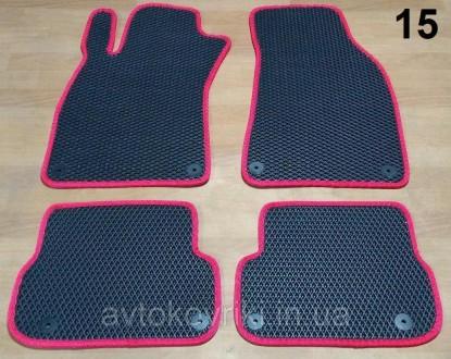 Автомобильные коврики EVA для Audi A6 (C6) '05-10. Коврики на Audi A6 (C6) &. Киев, Киевская область. фото 8