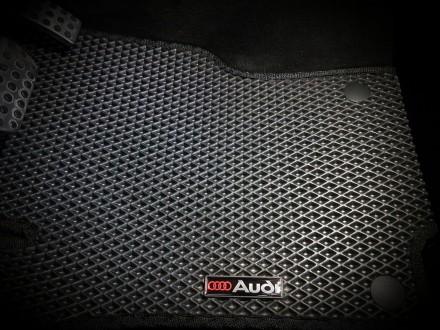Автомобильные коврики EVA для Audi A8 LONG '10-17. Коврики на Audi A8 Long &. Киев, Киевская область. фото 3