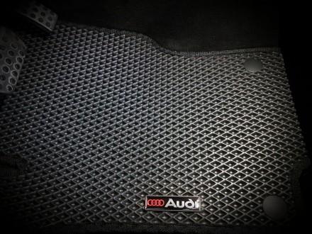 Автомобильные коврики EVA для Audi Q3 '11-Н.В. Коврики на Audi Q3 '11- п. Киев, Киевская область. фото 7