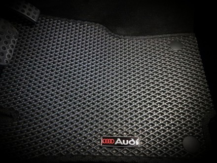 Автомобильные коврики EVA для AUDI Q7 '05-14.  Коврики на Audi Q7 '05-14. Киев, Киевская область. фото 3