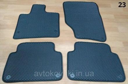 Автомобильные коврики EVA для AUDI Q7 '05-14.  Коврики на Audi Q7 '05-14. Киев, Киевская область. фото 9