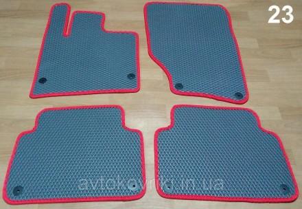 Автомобильные коврики EVA для AUDI Q7 '05-14.  Коврики на Audi Q7 '05-14. Киев, Киевская область. фото 10