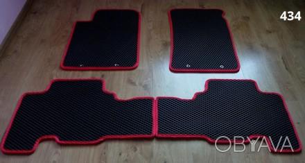 Автомобильные коврики EVA для SSANGYONG actyon '06-12.  Коврики на Ssangyong. Киев, Киевская область. фото 1