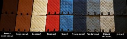 Авточехли, накидки на сиденья (полный комплект. стандарт)  Комфорт в салоне начи. Киев, Киевская область. фото 3