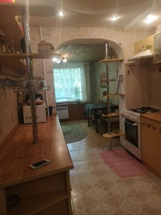 Сдам трехкомнатную квартиру в районе 7 станции Люстдорфской дороги на 6 спальных. Одесса, Одесская область. фото 5