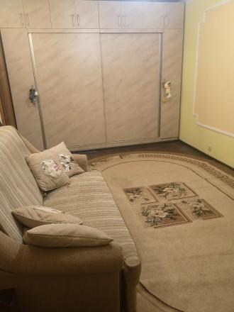Сдам трехкомнатную квартиру в районе 7 станции Люстдорфской дороги на 6 спальных. Одесса, Одесская область. фото 13