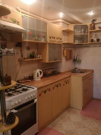 Сдам трехкомнатную квартиру в районе 7 станции Люстдорфской дороги на 6 спальных. Одесса, Одесская область. фото 4