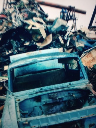 Демонтаж и вывоз металлолома. Днепр. фото 1