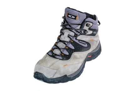 Ботинки Salomon Elios 2 Gore-Tex. Стелька 26 см. Нетешин. фото 1