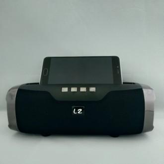 Портативная bluetooth колонка спикер JBL E22 Чёрный. Измаил. фото 1