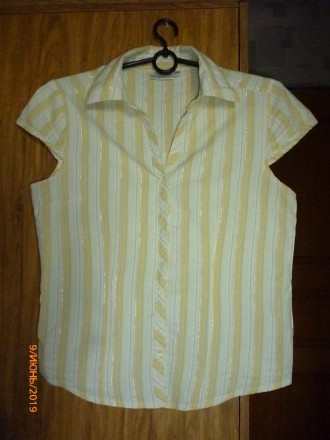 Блузка х/б 48-50 р.. Херсон. фото 1