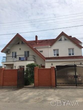 Сдаётся дом (второй этаж 150м2 и барбекю зона с бассейном) на Червоном хуторе. В. Одесса, Одесская область. фото 1