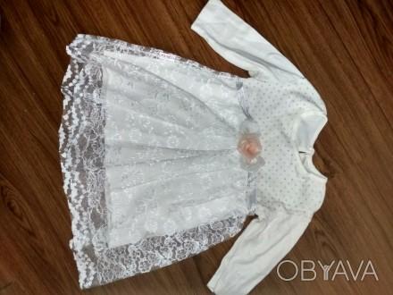 Продаю детское нарядное платье