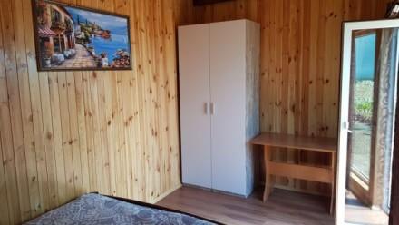Сдаю в аренду отдельно стоящие домики и комнаты в доме.  250 грн с человека в су. Одесса, Одесская область. фото 7