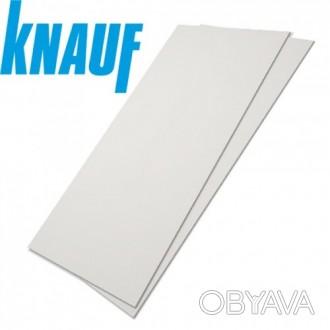 КНАУФ-лист представляет собой прямоугольный элемент, который состоит из двух сло. Киев, Киевская область. фото 1
