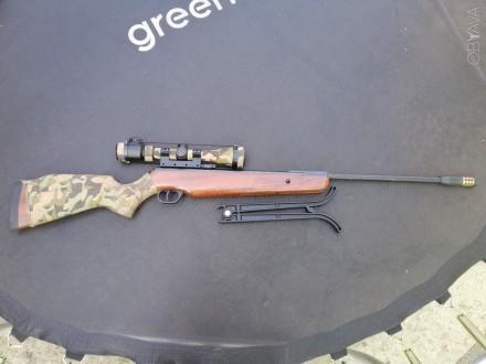 Пневматическая винтовка. Чернигов. фото 1