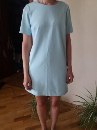 Классическое платье А-силуета. Киев. фото 1