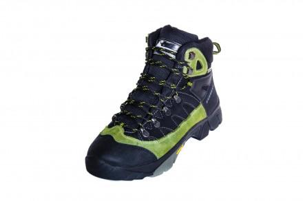 Ботинки Everest Watertex Vibram. Стелька 26 см. Нетешин. фото 1