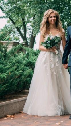 Срочно продам Свадебное платье. Киев. фото 1