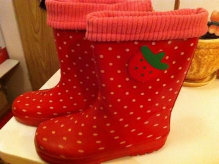 642239ff75f794 Дитячі гумові чоботи - купити дитяче взуття на дошці оголошень OBYAVA.ua