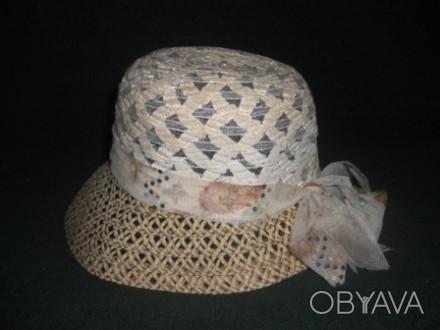 Шляпка от солнца  женская.